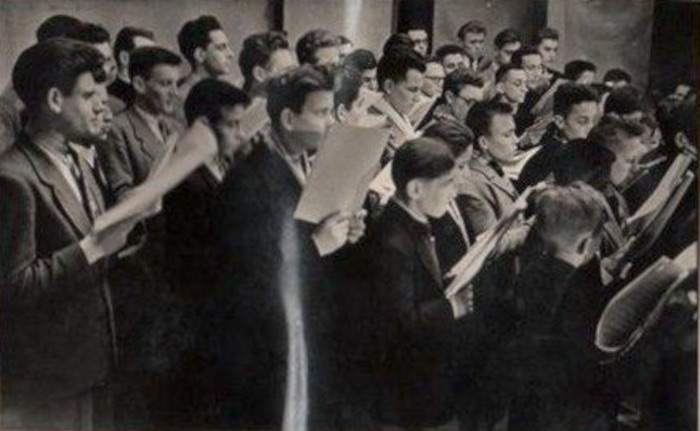 1951 chorale